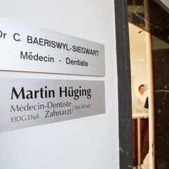 Le cabinet dentaire Martin Hüging – Fribourg